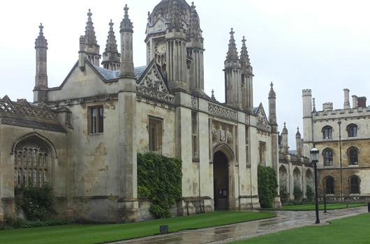 Soggiorno a Cambridge