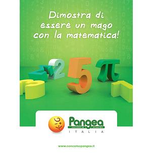 Premiazione concorso Pangea