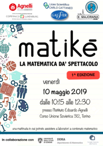 Matikè – divulgatori scientifici junior